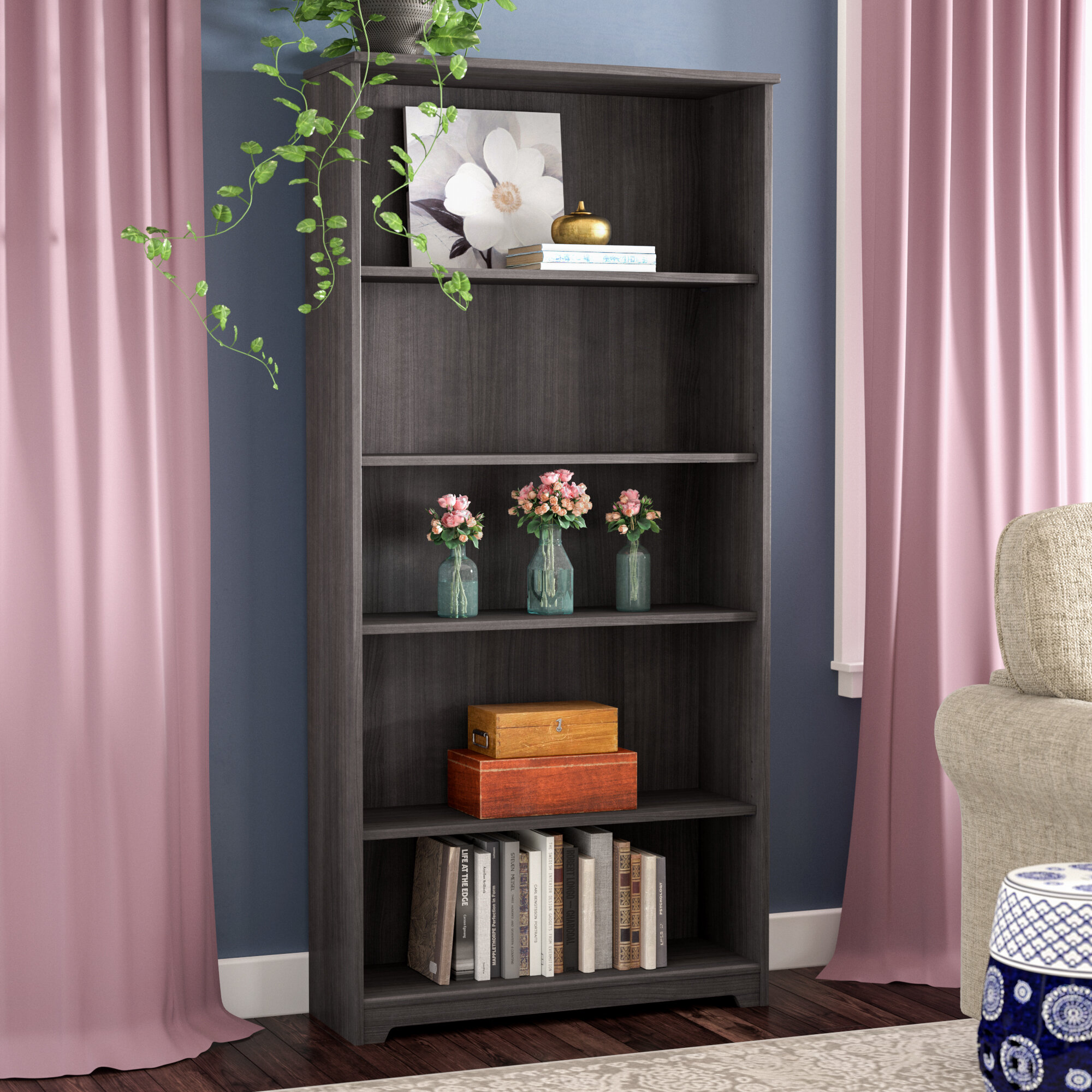 Red Barrel Studio Hillsdale Standard Bookcase Reviews