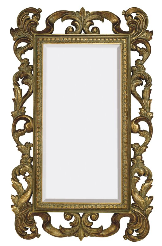 Large Rectangular Wall Mirror majestic mirror large rectangular traditional antique bronze