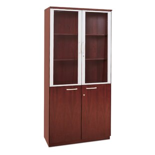4 Door Storage Cabinet by Mayline Group