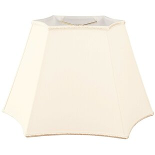 Affordable 18 Silk/Shantung Novelty Lamp Shade By Alcott Hill