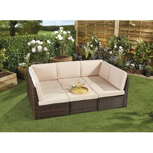Vesely Garden Sofa With Cushions By Sol 72 Outdoor