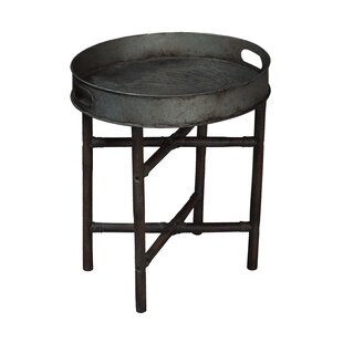 Grandois End Table by August Grove