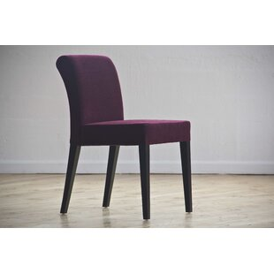 Jackson Parsons Chair In Wool - Red by Nuans Purchaset