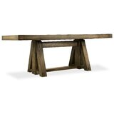 Crafted Counter Height Dining Table by Hooker Furniture