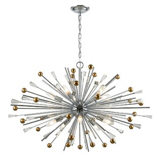 Stpierre 10-Light Novelty Chandelier by Orren Ellis