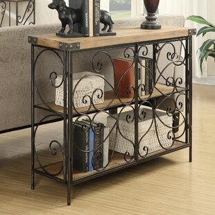 Bolden Rectangle Console Table by Fleur De Lis Living