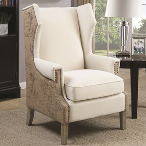 Hunter Wingback Chair