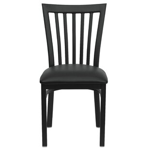 Andover Mills Lyman Series School House Side Chair (Set of 2)