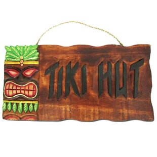 Tiki Hut Wood Wall Décor  sc 1 st  Wayfair & Tiki Hut Lights | Wayfair