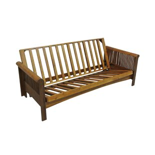 wood the chair arizona frames lrg oak beds in hardwood frame futon finish