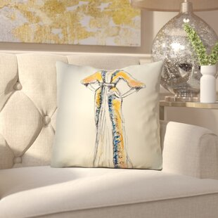 Delicieux Lincoln Old Hollywood Throw Pillow