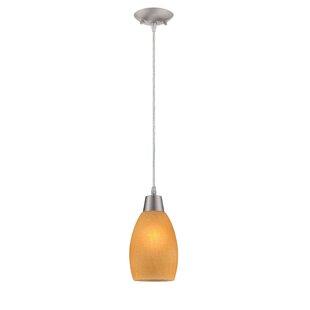 Wrought Studio Prahl 1-Light Cone Pendant