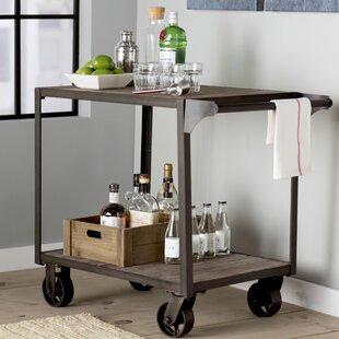 Yellowstone Bar Cart by Trent Austin Design
