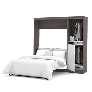 Brayden Studio Truett FullDouble Murphy Bed