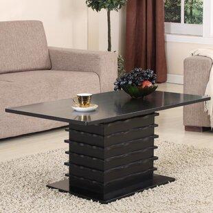 Latitude Run Seese Wood Cocktail Table Set
