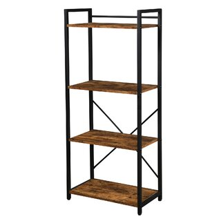 4 Shelf Storage Organizer Etagere Bookcase by LENTIA SKU:ED456957 Buy