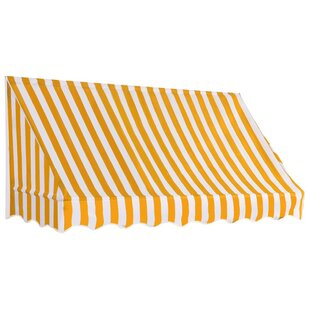 Review W 1.2 X D 2m Door Awning