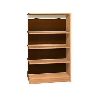 Glacier Standard Bookcase Ironwood