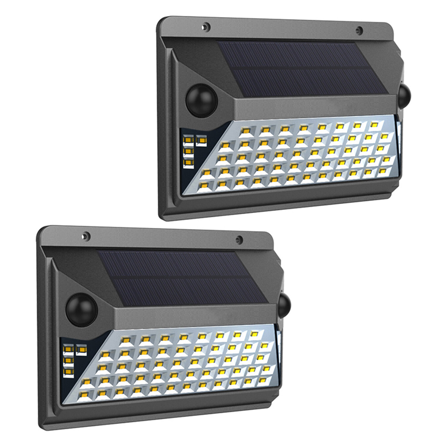 Westinghouse Lighting Intelligent 1000lm Dual Led Solar Power Outdoor Security Wall Pack With Motion Sensor Pack Of 2 Reviews Wayfair