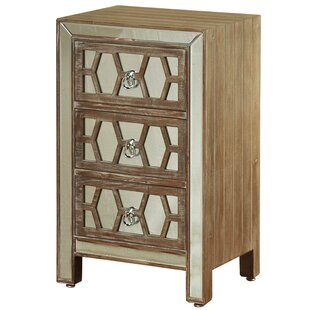 Darcy 3 Drawer Chest