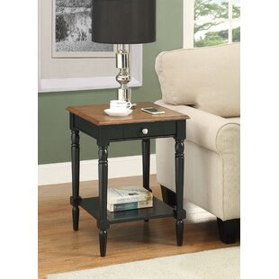 Ariella End Table with Sto..