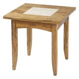 Fleming End Table by Bloomsbury Market