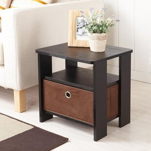 Best Choices Arkansas End Table by Ebern Designs
