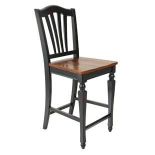 Lavonna Modern Solid Wood Dining Chair by Darby Home Co