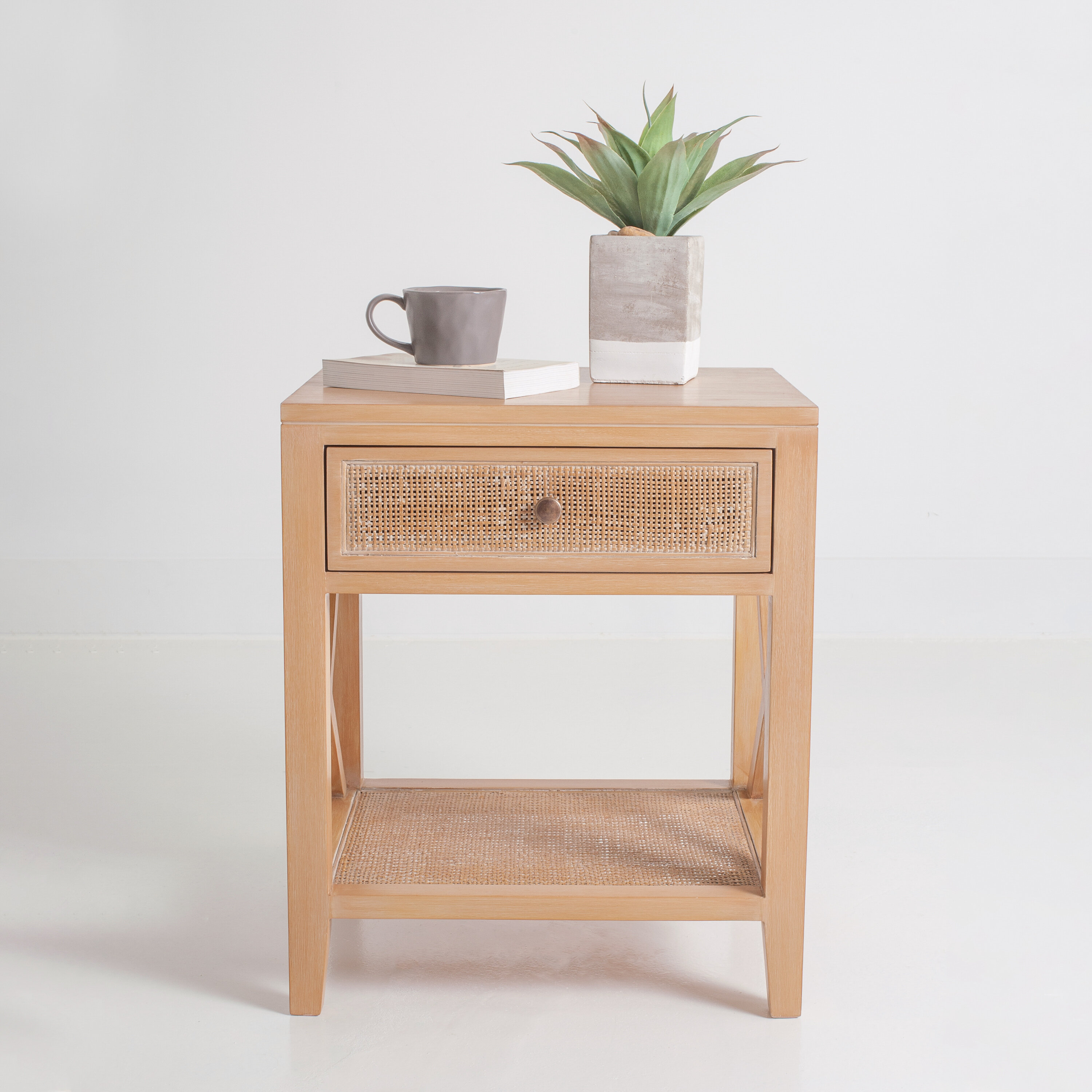 1 Drawer End Table With Storage Reviews Joss Main