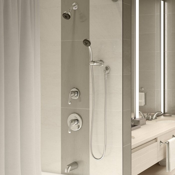 Unity Tub and Shower Faucet Trim