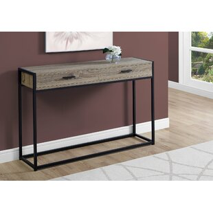 Haney Console Table by Wrought Studio