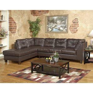 Sectional by Serta Upholst..