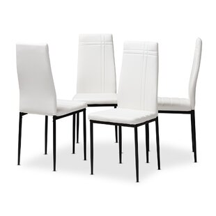 Orren Ellis Rezac Upholstered Dining Chair (Set of 4)