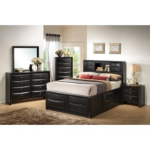 Croyle Storage Platform Bed