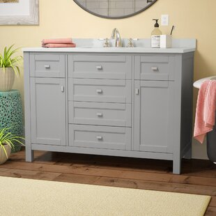 Savings Benito 48 Single Bathroom Vanity Set By Highland Dunes
