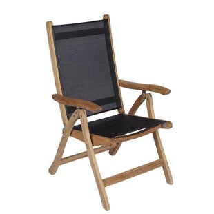 Quintero Folding Teak Patio Dining Chair