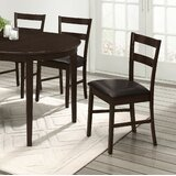 Wynnewood Upholstered Dining Chair by Winston Porter