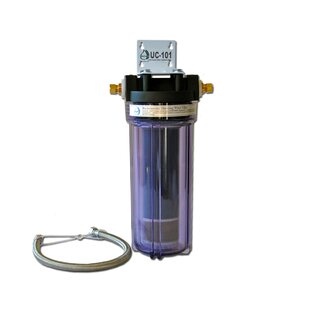 CuZn Water Systems Refillable Undercounter Filter