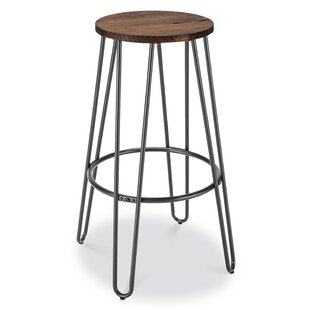 Obrian 29.5 Bar Stool (Set of 4) by Williston Forge