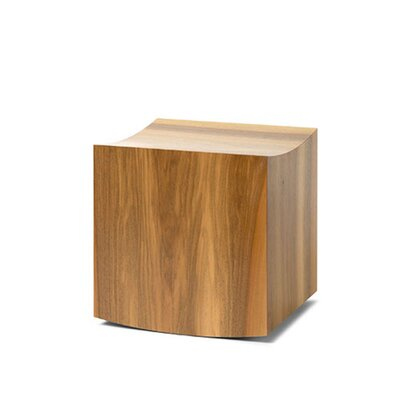 Accent Stool Dietiker USA Color: Natural American Walnut