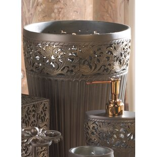 Croscill Home Fashions Marrakesh Waste Basket