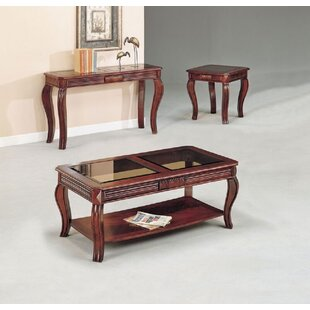 Altura 3 Piece Coffee Table Set