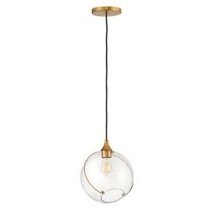 Skye Indoor 1-Light Globe Pendant by Hinkley Lighting