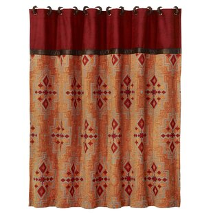 Maile Single Shower Curtain by Loon Peak Best