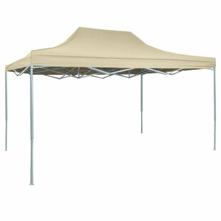 Rocio 4m X 3m Steel Party Tent By Freeport Park