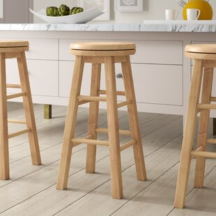 Breakfast 64cm Swivel Bar Stool By Natur Pur