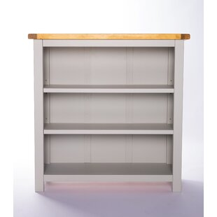 Burlwood Low Bookcase By Brambly Cottage