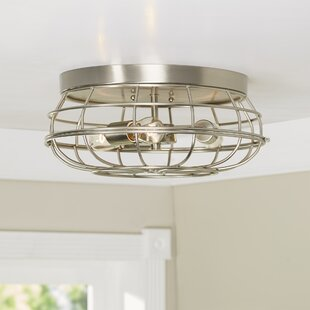 Cheke Flush Mount By Birch Lane™