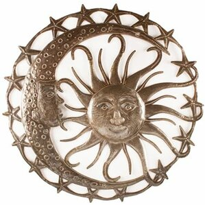 Sun And Moon Wall Decor kids moon decor | wayfair