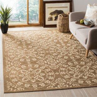 Floral Pattern Sisal Rug Wayfair